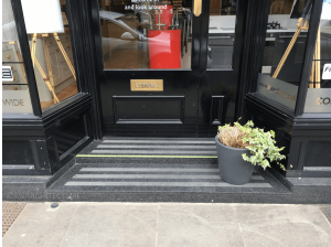 New threshold at 10-32 The Strand