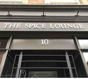 New signage at 10 Friar Gate