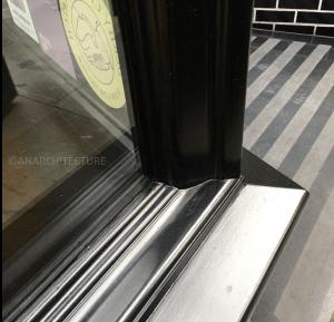 27 Wardwick window detailing