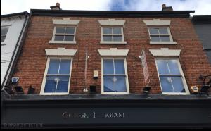Upper floors following window reinstatement