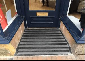 New threshold at 31 Sadler Gate