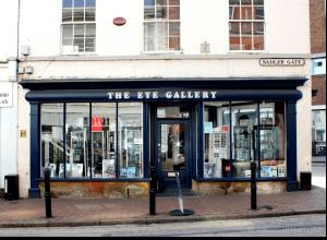 New shop front at 31 Sadler Gate