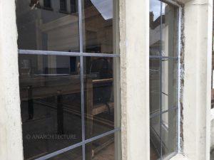 Windows following repairs