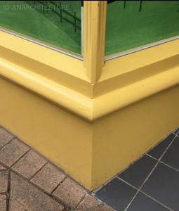 Corner detailing