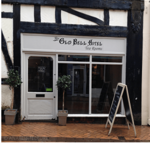 Old Bell retail frontage before