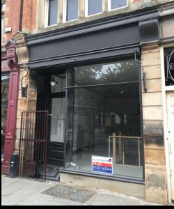 59 Wardwick new shop front