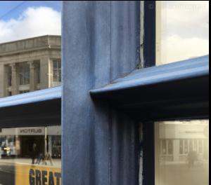 New glazing bar mouldings